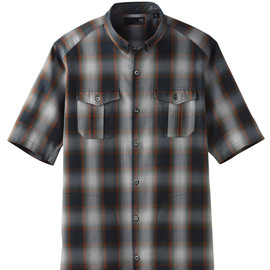 UU - UU Check short sleeve shirt A+