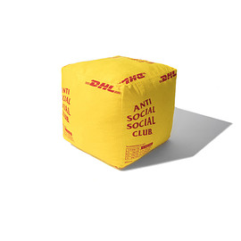 DHL, Anti Social Social Club - cushion