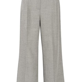 Barbara Casasola - Stretch-cashmere and wool-blend wide-leg pants