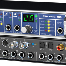 RME - FIREFACE 400