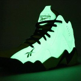 Reebok - REEBOK KAMIKAZE II GLOW IN THE DARK/NEON YELLOW-BLACK