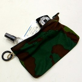 ARTS&CRAFTS - RE:BORN KARABINER POUCH