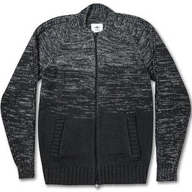Wings + Horns x Adidas - Ombre Tracktop - Charcoal