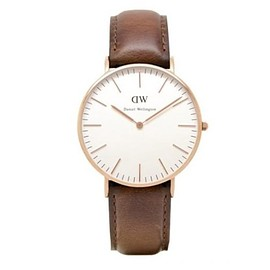 Daniel Wellington - ローズ 36mm Classic ST Andrews セント アンドルーズ 0507DW