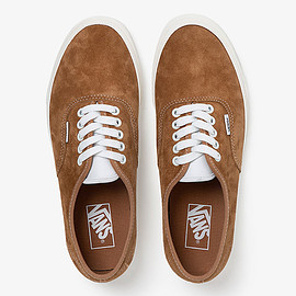 VANS - AUTHENTIC HEIQ ECO DRY  BROWN