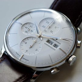 JUNGHANS - meister chrono scope