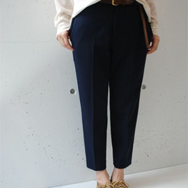 YAECA - slim slacks
