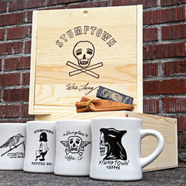 WES LANG - STUMPTOWN COFFEE LIMITED EDITION MUGS