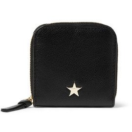 GIVENCHY - STAR LEATHER COIN WALLET