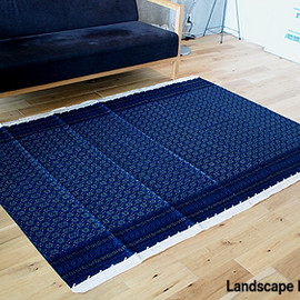 Landscape Products - Landscape Products (AFG ラグ ネイビー) AFG Rug Navy