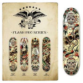 PLAN B - FLASH PRO SERIES DECK PAUL RODRIGUEZ