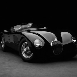 Jaguar - C-Type.
