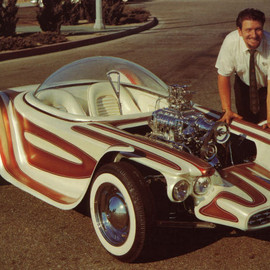 """Hot Rods by Ed """"Big Daddy"""" Roth"""