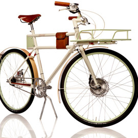 Faraday Bikes - The 2013 Faraday Porteur