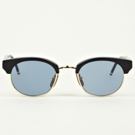 Thom Browne - Men's TB-702 Plated Gold Sunglasses