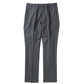 S/DOUBLE - PLEATED TROUSER