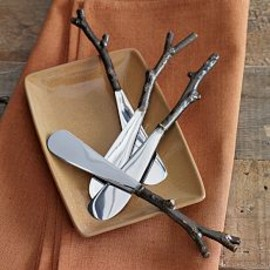 west elm - Twig Cheese Spreader Set