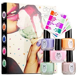 Ciate London - Ice Cream 2015 Spring Nail Polish Collection