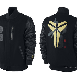 Nike - Kobe Chapter One Destroyer Jacket - Year of the Snake Edition