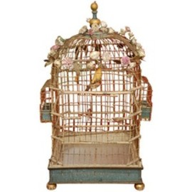 french bird cage