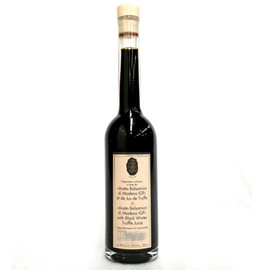 Extra Virgin Olive Oil with Black Truffle (100ml)