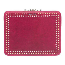 miu miu - ipad cover