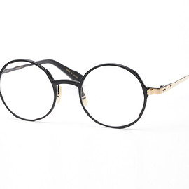 MASAHIROMARUYAMA - MM-0012 No.3 Black/Gold