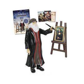 Accoutrements - Leonardo da Vinci Action Figure
