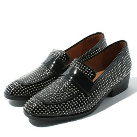 Jeffrey Campbell - (JEFFREY CAMPBELL)STUDS PATENT LOAFER