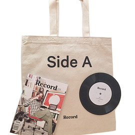 Record Culture Magazine - Issue 1 Release Pack