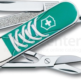 Victorinox - Swiss Army  Limited Edition Classic 2012 Multi-Tool, Sneakers