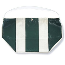 TOGAODDS&ENDS - Rubber Lunch Bag (green)