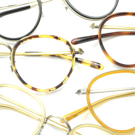 OLIVER PEOPLES - 「MP-2」