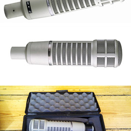 Electro Voice Blue Cardinal Cardioid Condenser Microphone