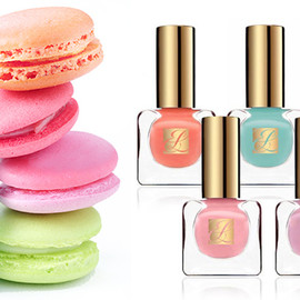 Estée Lauder - macarons-inspired spring collection
