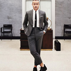 THOM BROWNE - Grey Suits