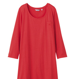 UU - W's UU light cotton tunic(7)+