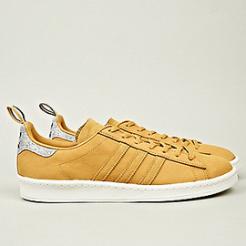 adidas originals - Campus 80s KZK in Yellow