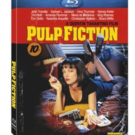Quentin Tarantino - Pulp Fiction [Blu-ray]