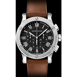 RALPH LAUREN - Sporting Chronograph Watch