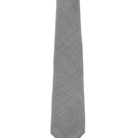 THOM BROWNE - CLASSIC FABRIC SUITING TIE