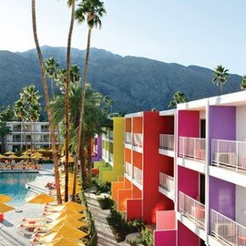 california,Palm Springs - the saguaro hotel