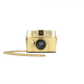 Lomography - Diana Baby 110 Gold Edition