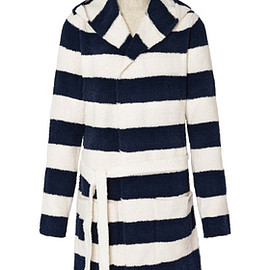 kashwere - STRIPE COAT