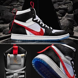 The Shoe Surgeon, Jordan Brand, NIKE - Air Jordan 1 Hi - Mars Yard Custom