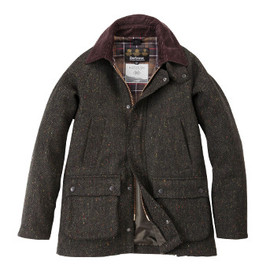 Barbour - BEDALE SL Wool Molloy ビデイル SL ウール モロイ (International Gallery BEAMS 限定)