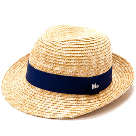 MARK MCNAIRY For Heather Grey Wall - STRAW HAT