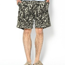 ALDIES - Crowd Short Pants