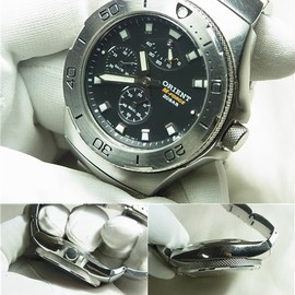 ORIENT - M-force WZ0011EZ Black