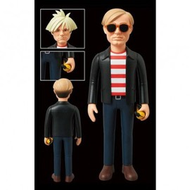 MEDICOM TOY - Andy Warhol Vinyl Collectible Dolls